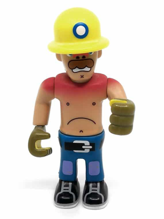 Worker eBoy Kidrobot