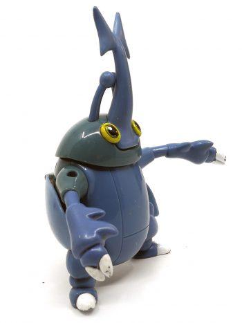 Heracross Pokemon. Nintendo 2001 Hasbro
