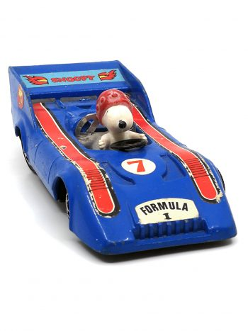 Snoopy bil
