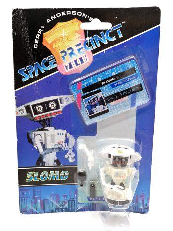Slomo. Space Precinct