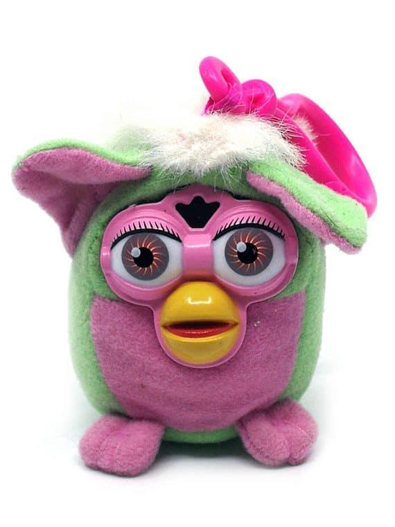 Furby nøglering