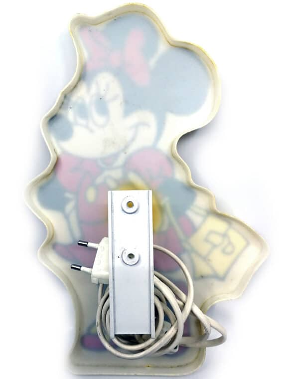 Minnie Mouse lampe