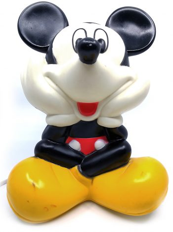 Mickey Mouse lampe