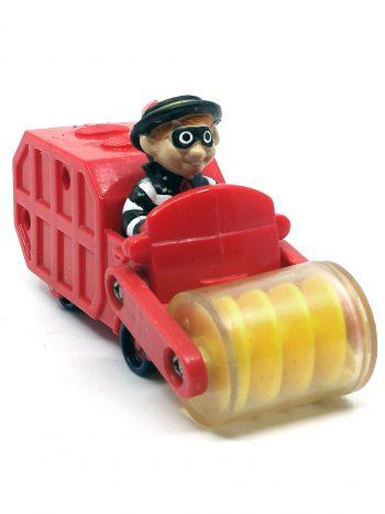 mcdonalds legetøj