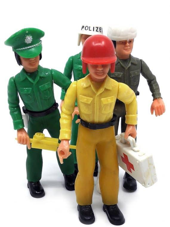 Tysk politi og redning