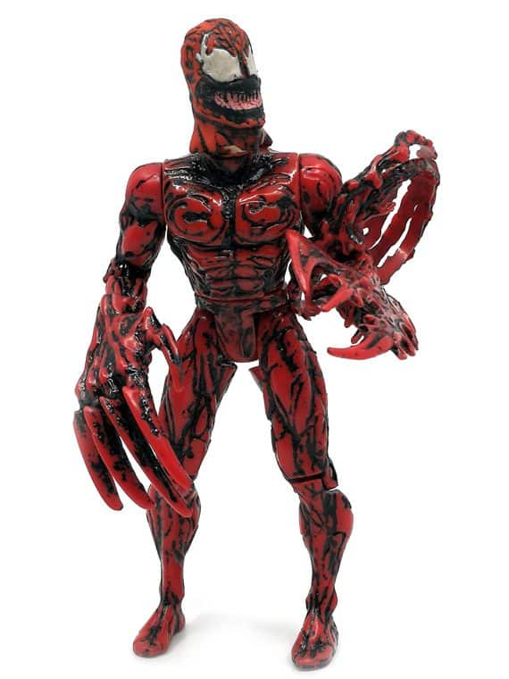 Spiderman Carnage