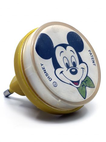 Mickey Mouse natlampe