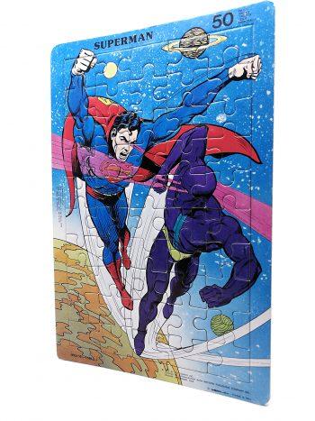 Superman puslespil