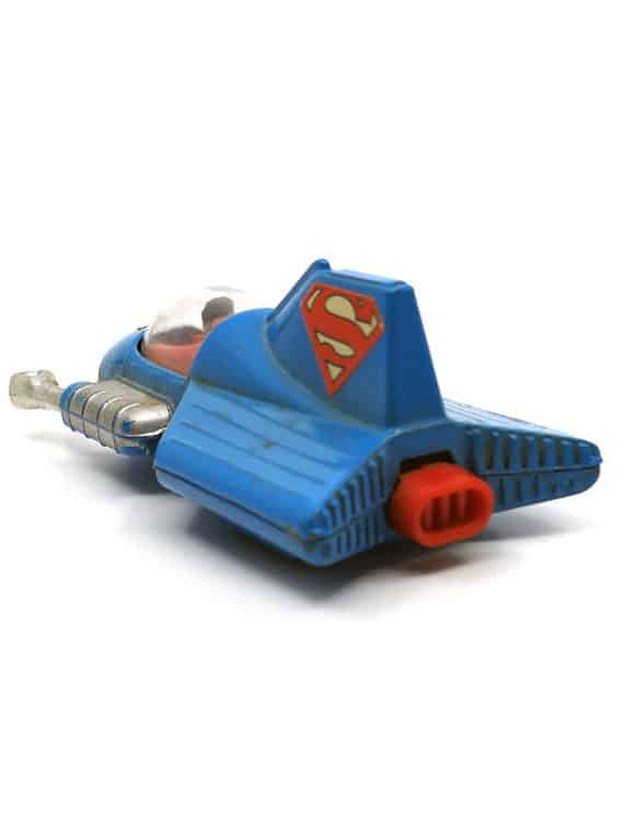 Superman supermobile
