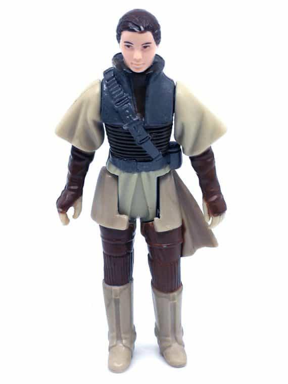 Princess Leia Organa (Boushh Disguise)