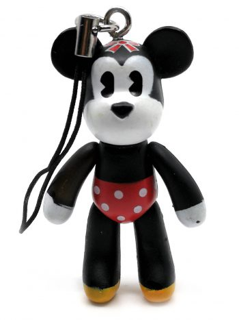 Bearbrick Minnie Mouse