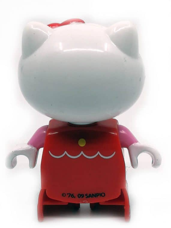Hello Kitty Duplo