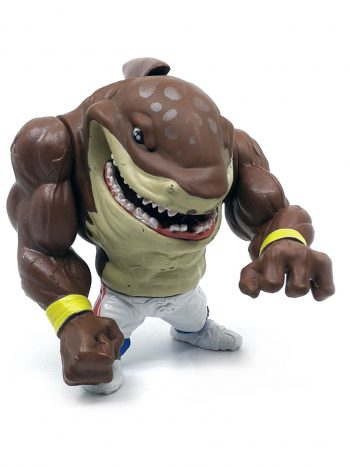 Big Slammu - Street Sharks