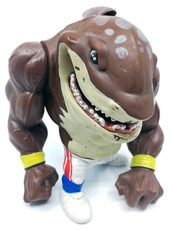 Big Slammu - Street Sharks