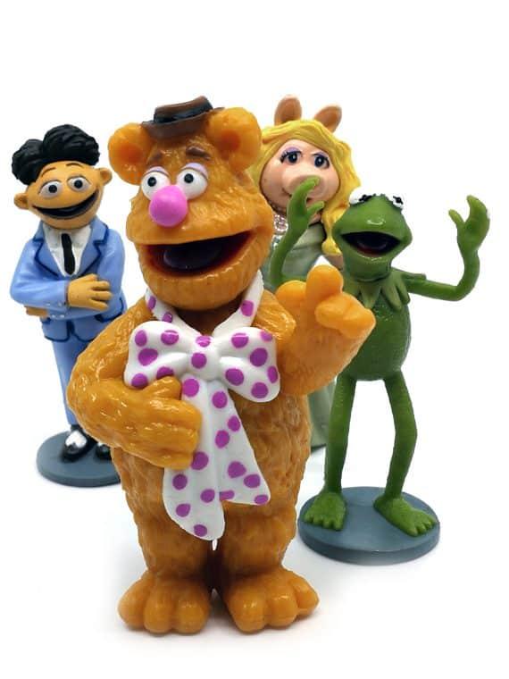 4 Muppets