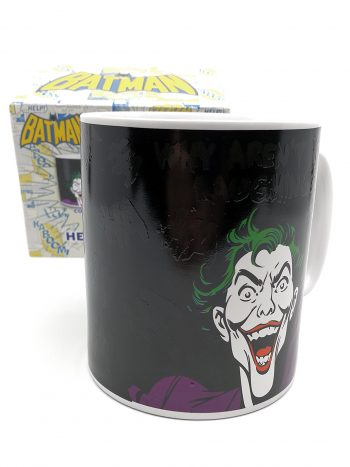 Batman - The joker heat changing mug