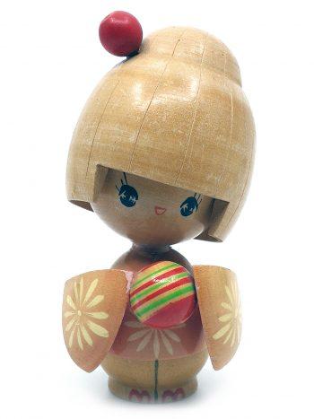 Kokeshi figur