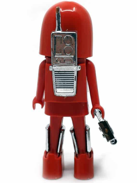 Playmobil astronaut