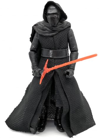 Kylo Ren - The Black Series.