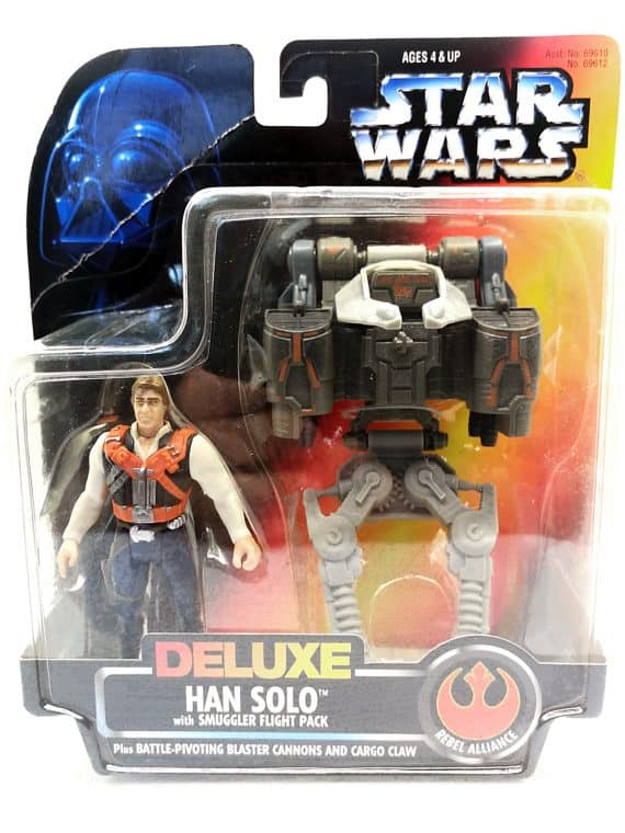 Han Solo - Smuggler flight pack