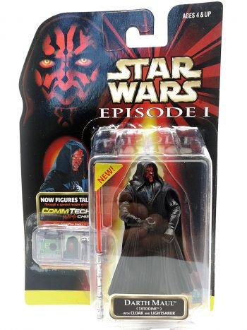 Darth Maul - Star Wars - Episode 1