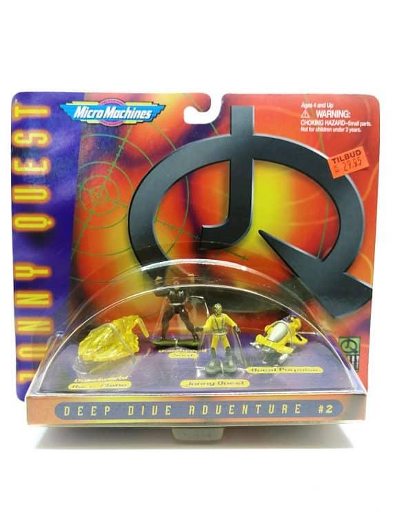 Johnny Quest - Micromachines - Deep dive adventure