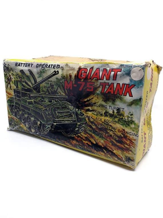 Giant M-75 Tank