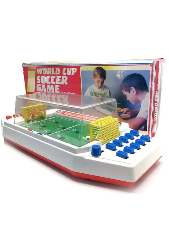World cup soccer game