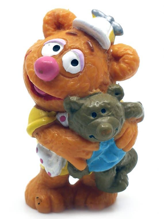 Fozzie Bear - Muppet Babies