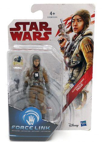 Resistance Gunner Paige - Star wars