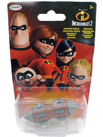 Underminer tunneler - the Incredibles 2