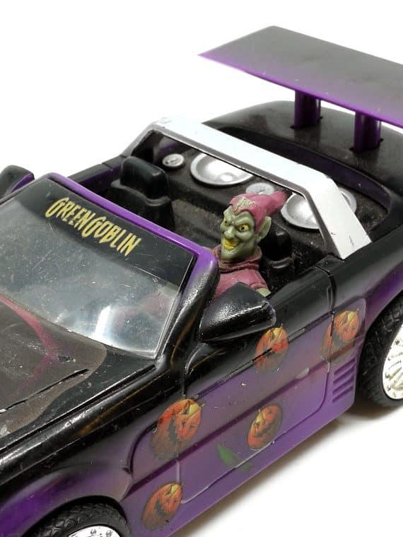 Green Goblin bil