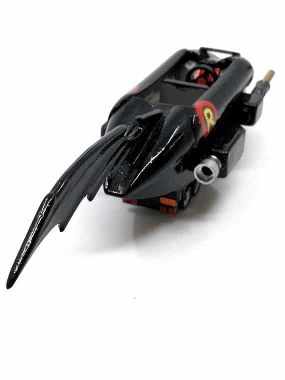 Custom Robin fartøj