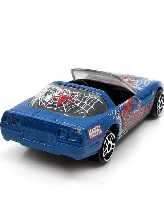 Spiderman - hot wheels