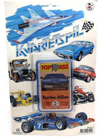 Turbo-biler - Kvartetspil