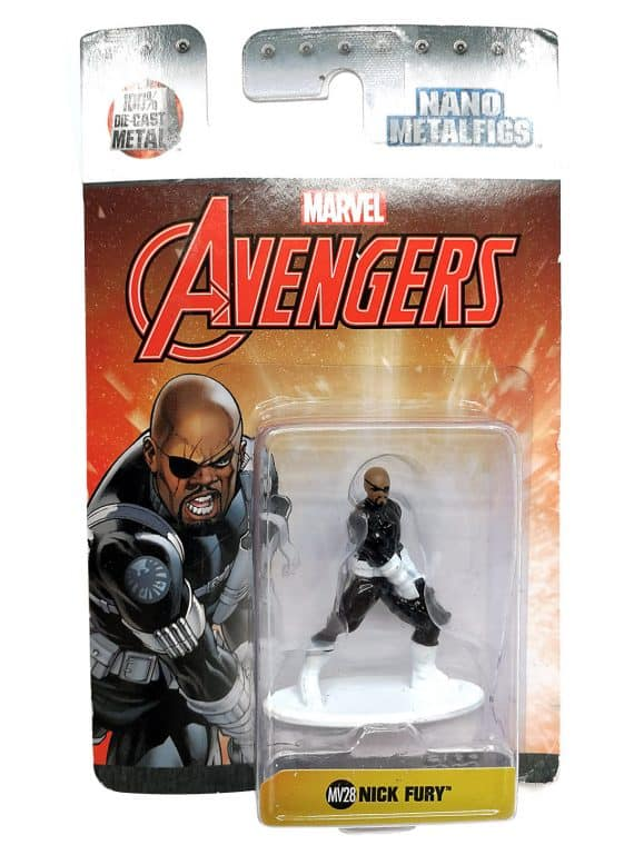 Nick Fury - Marvel Avengers.