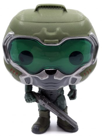 Funko Pop! Games DOOM Elite Space Marine #90