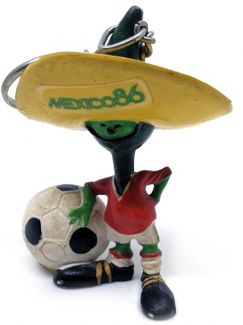 Pique - World cup Mexico 1986.