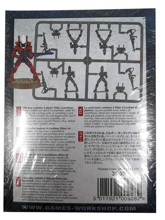 Eldar Guardians - Warhammer 40,000