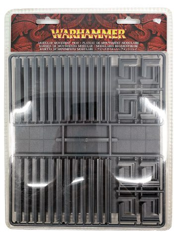Modular movement tray - Warhammer