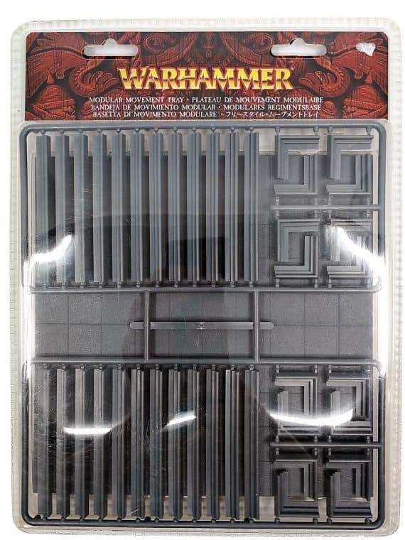 Modular movement tray - Warhammer