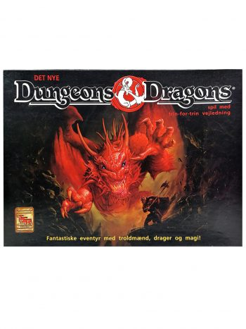 Det nye - Dungeons and dragons
