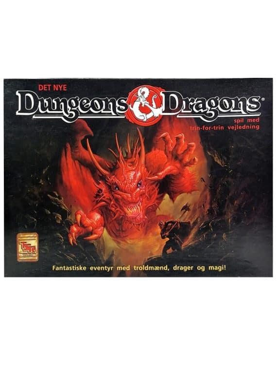 Det nye - Dungeons and dragons