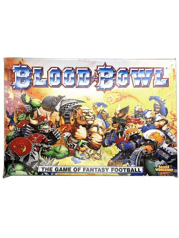 Blood bowl - The game of fantasy football