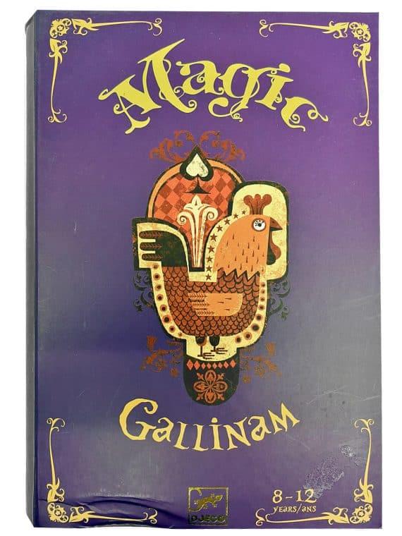 Magic Gallinam. Djeco.