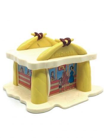 Roc Donalds hus - Flintstones