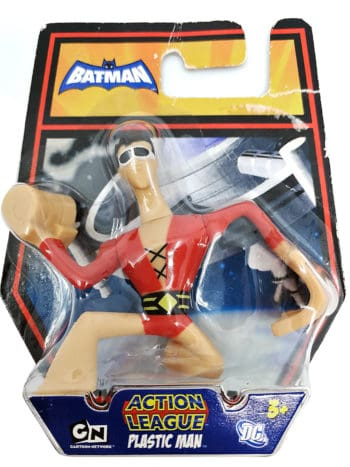 Action league - Plastic man