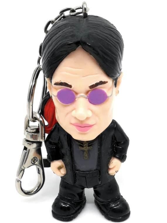 Ozzy Osbourne nøglering