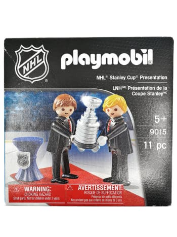 NHL Stanley cup presentation - Playmobil