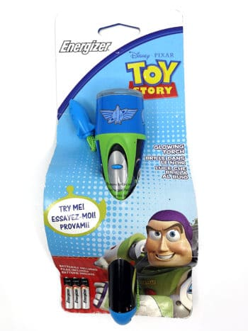 Toy story - lommelygte